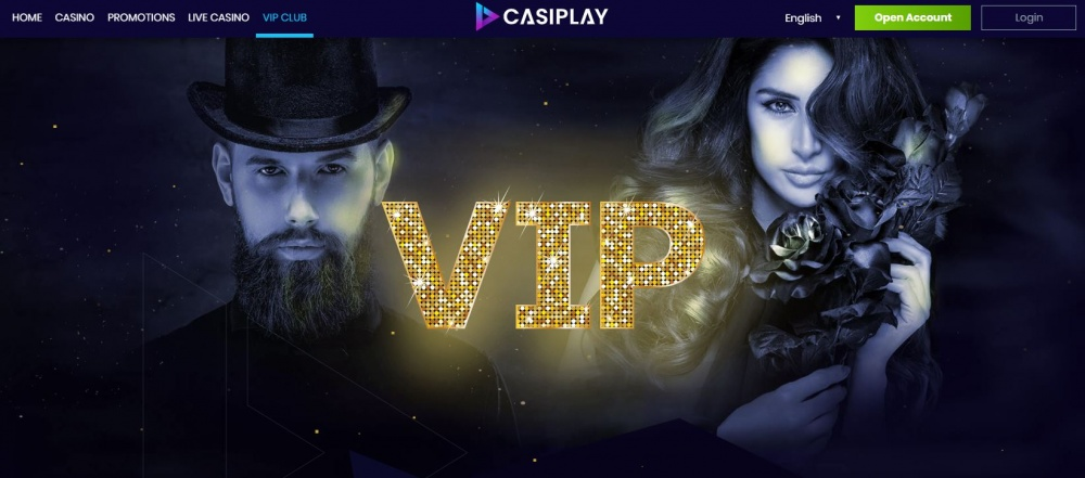 Picture of Casiplay´s VIP page